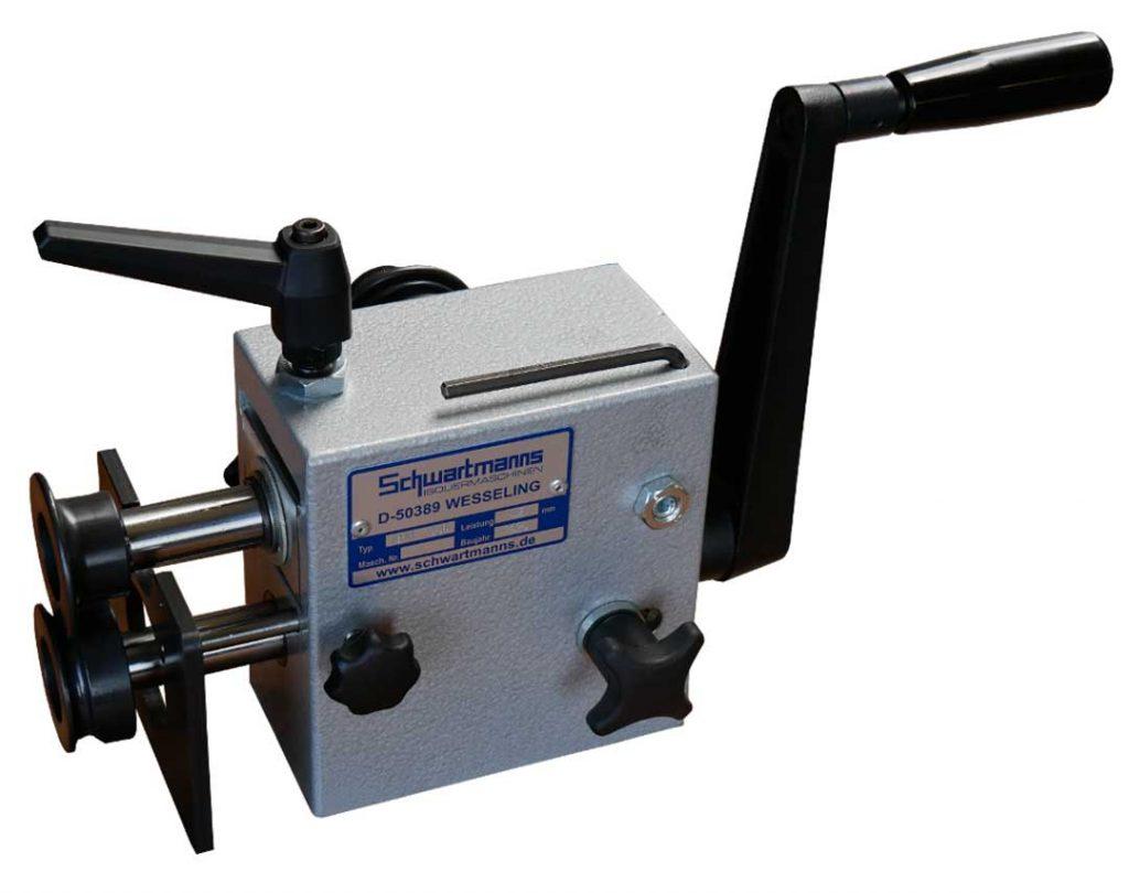 Hand-Sickenmaschine für die Baustelle